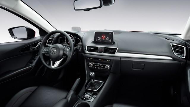 Mazda 3 Mazda 3 Skyactiv-G 165 im Test