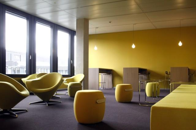 Munich Re - neues Geschäftsgebäude