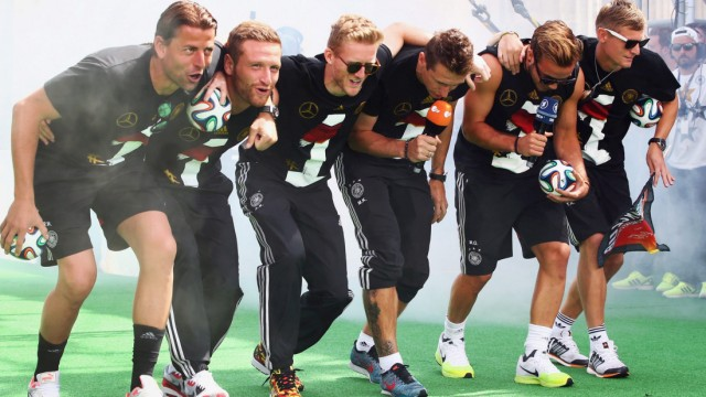 Fußball-Weltmeisterschaft 2014 - Goucho Song