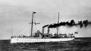 "Kanonenboot ""Panther"", 1902"
