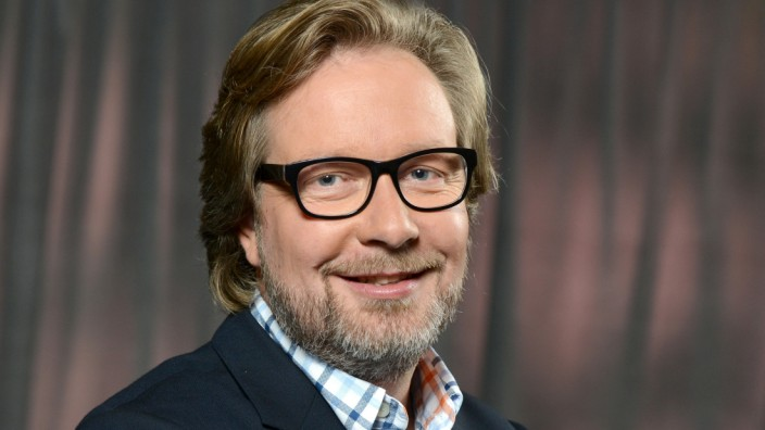 Der bisherige ZDF-Unterhaltungschef Oliver Fuchs