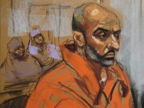 Babar Ahmad appears in U.S. District Court in New Haven