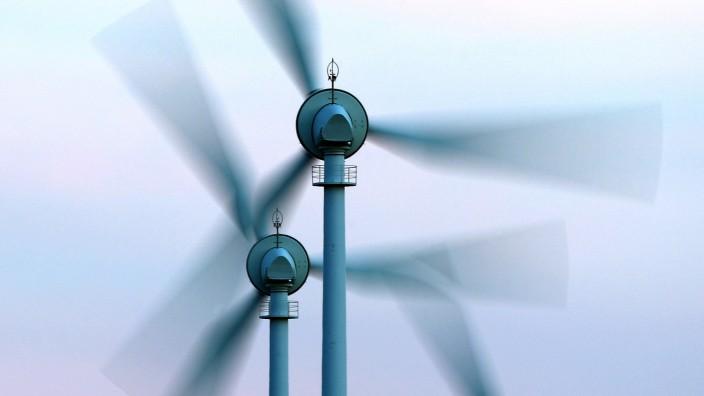 Weltklima - Windräder