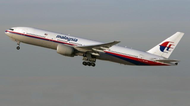 Air Malaysia Ukraine Abschuss