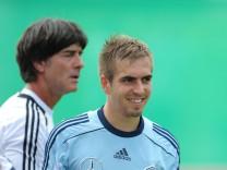 Joachim Löw und Philipp Lahm