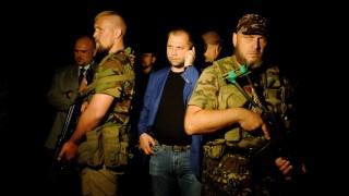 Ostukraine Separatisten in der Ostukraine