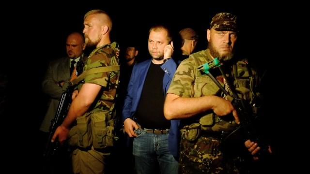 Umbruch in der Ukraine Abschuss des Fluges MH17 über der Ostukraine