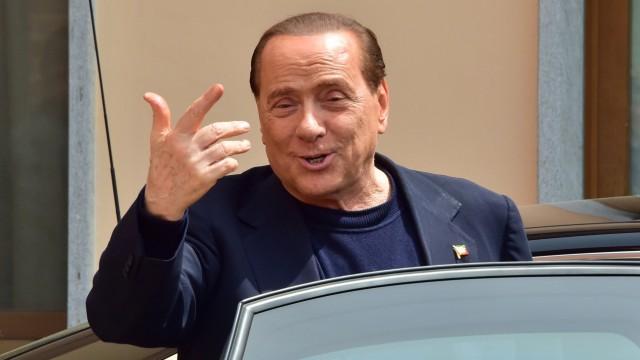 Silvio Berlusconi Berufungsprozess in Italien