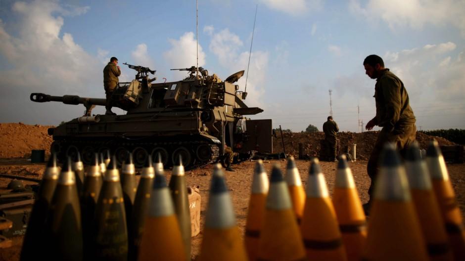 Israel Gazastreifen Krankenhaus