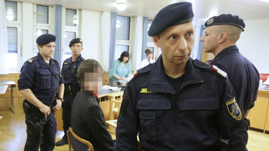 Trial of German activist against Akademikerball