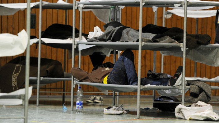 Asyl in Deutschland