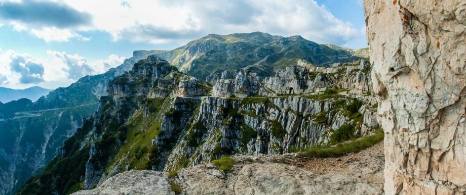 Sentiero della Pace, Trentino, Italien