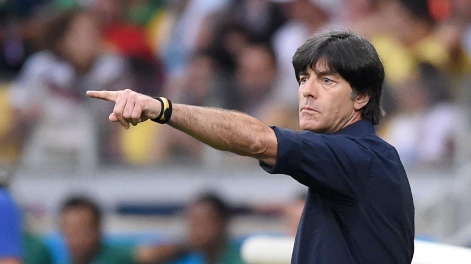 Joachim Löw, Deutsche Nationalmannschaft, DFB