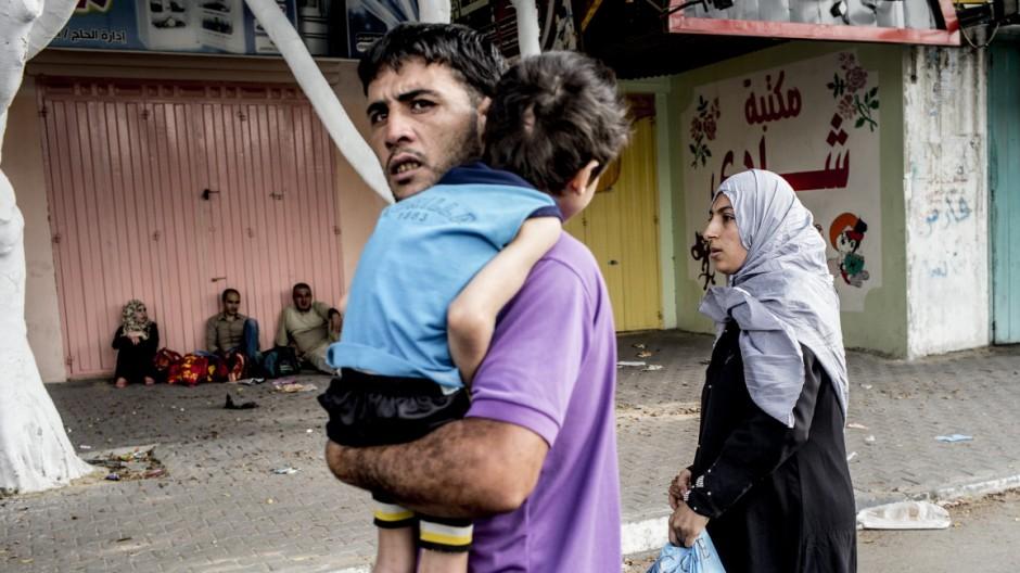 Nahostkonflikt Krieg im Gazastreifen