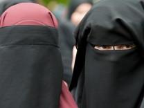 Salafisten-Kundgebung in Offenbach
