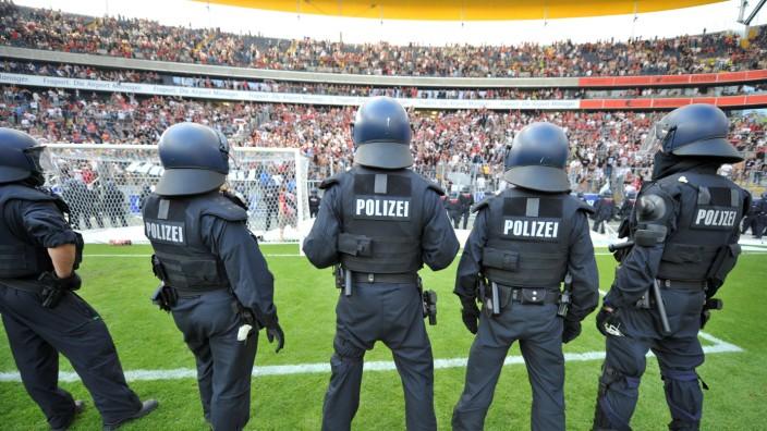 Fußball, Bundesliga, Risikospiele
