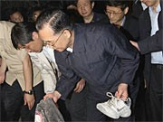 Chinas Premierminister Wen Jiabao; Reuters