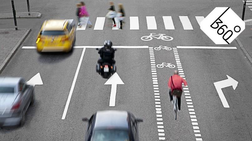 360° Problemstraßen in München Verkehrsplanung in München
