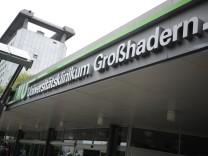 Klinikum Großhadern in München, 2014