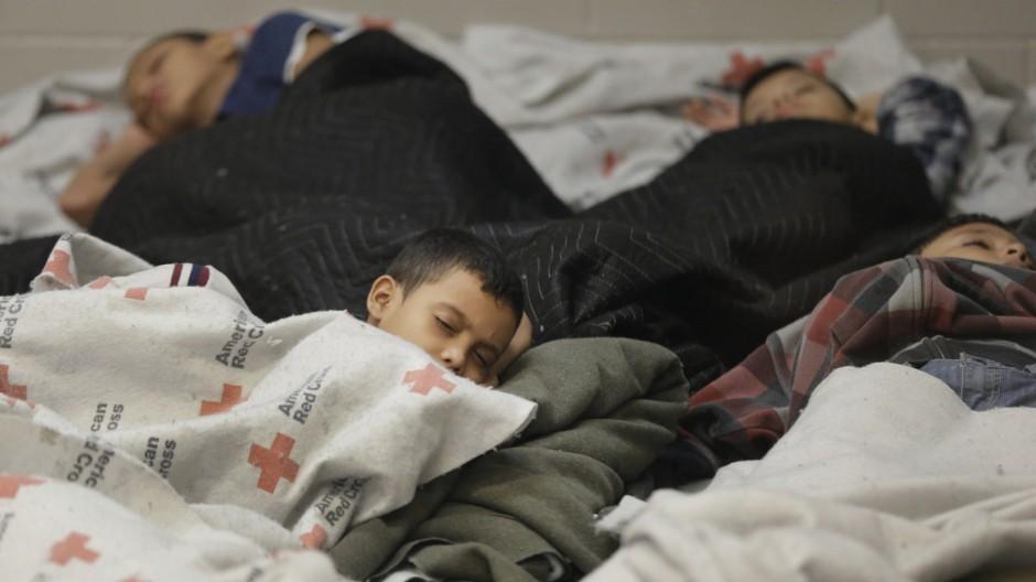 Kinderflüchtlinge