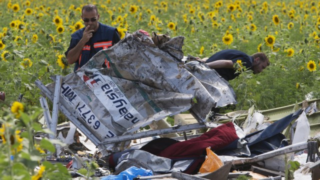 Malaysia Airlines MH17 Ukraine-Krise