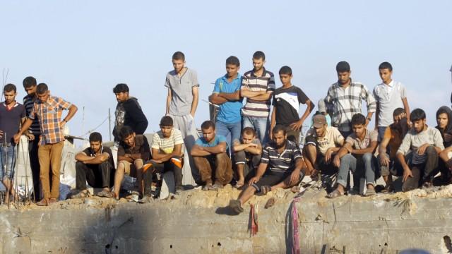 Nahostkonflikt Gaza-Konflikt