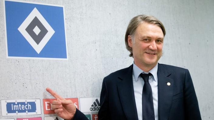 Pressekonferenz HSV