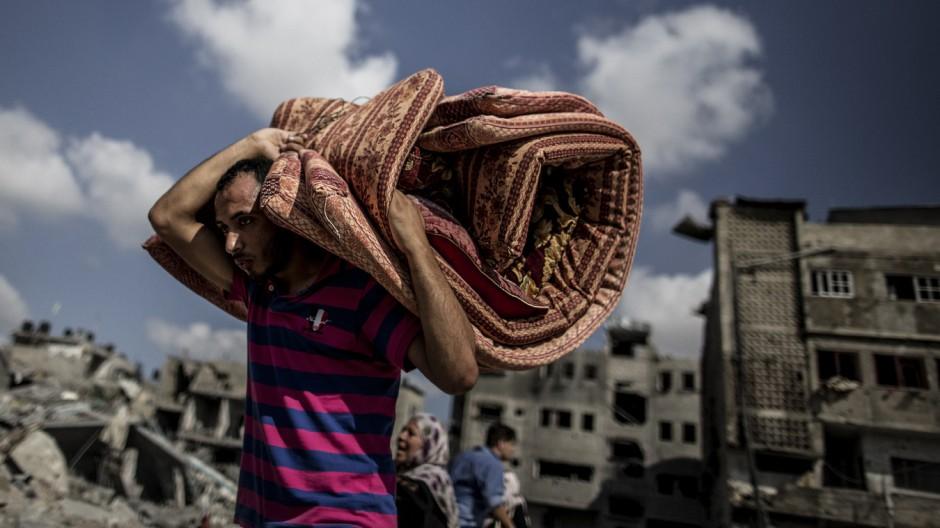 Nahostkonflikt Gazastreifen