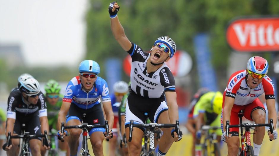 Tour de France 2014, Marcel Kittel