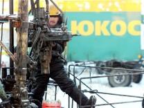 Yukon Rosneft Öl
