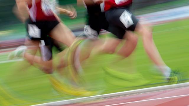 Leichtathletik-DM in Ulm