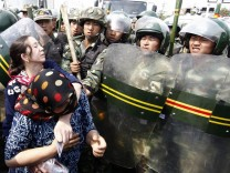 Neue Proteste im Nordwesten Chinas