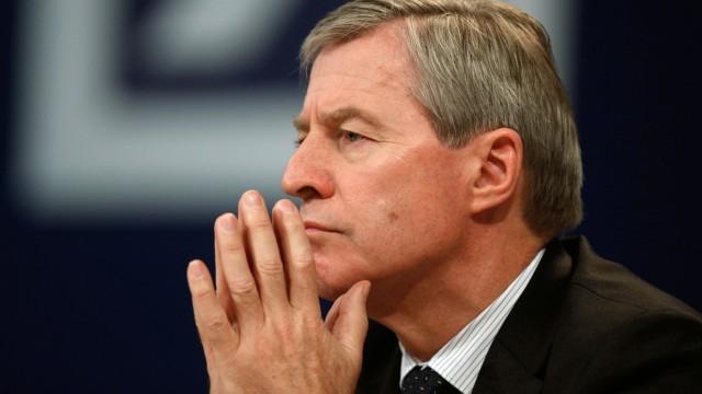 File photo of Fitschen Co-CEO of Deutsche Bank