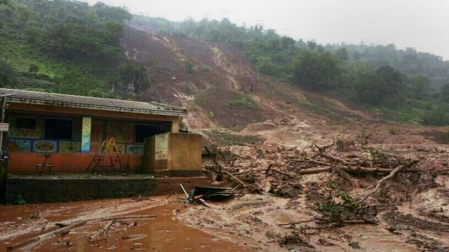 Katastrophe in Indien Indien