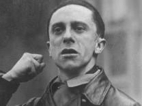 Joseph Goebbels als Redner