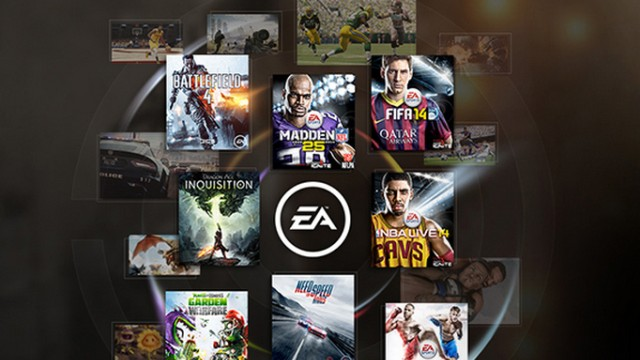 Computerspiele Flatrate bei Electronic Arts