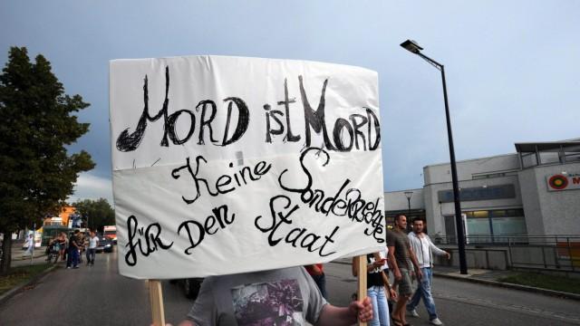 Nach Todesschuss in Burghausen