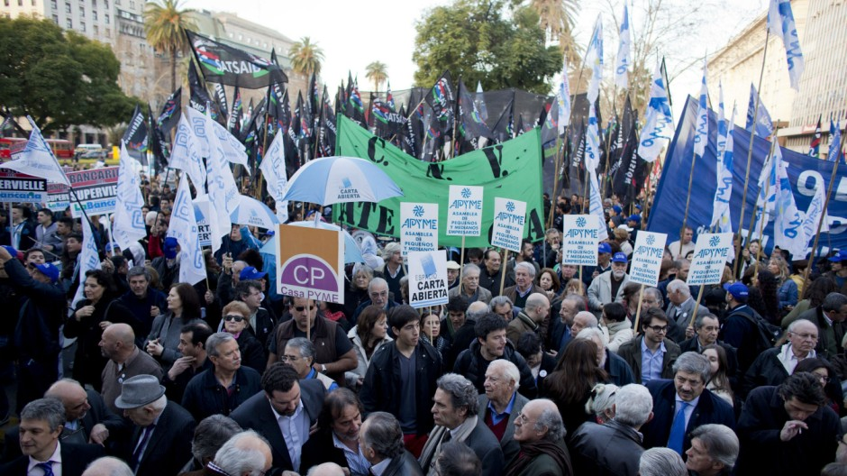 Schuldenkrise in Argentinien Gescheiterte Verhandlungen