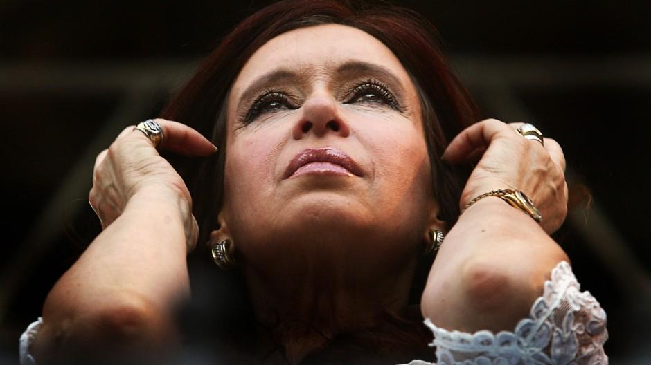 Schuldenkrise in Argentinien Schulden-Streit mit Hedgefonds