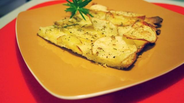 Kartoffelpizza