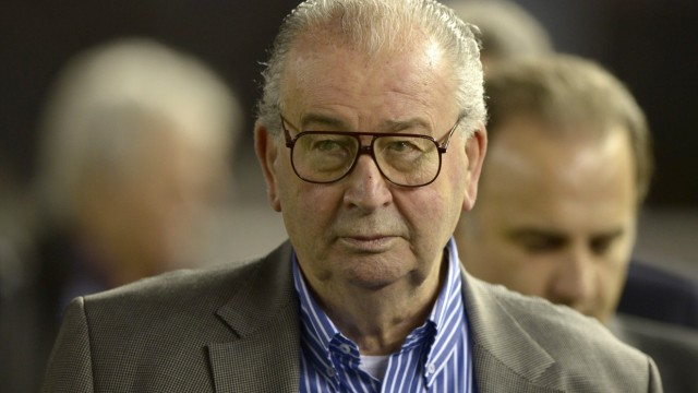Fifa Verstorbener Fifa-Vizepräsident Julio Grondona