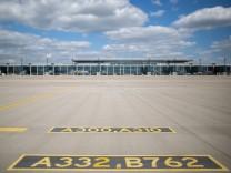Baustelle Flughafen Berlin Brandenburg