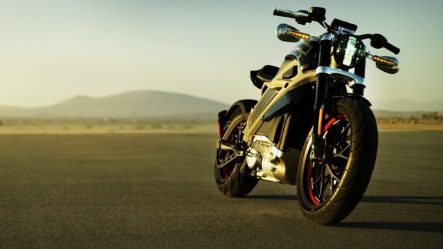 Die Harley-Davidson Studie LiveWire