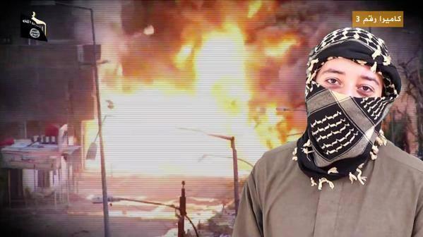 Deutscher Attentäter im Irak