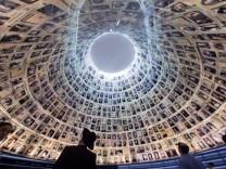 Yad Vashem - Gedenkstätte in Jerusalem