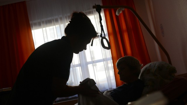 Spanische Arbeitskräfte in der Pflege