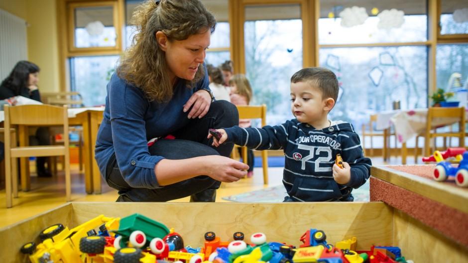 'Regenbogen'-Kindergarten