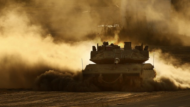 Thema des Tages Abzug der Bodentruppen in Gaza