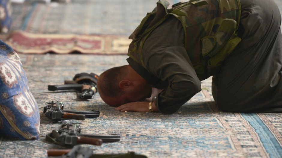 Dschihadismus Bedrohung durch Krieger-Islam
