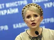 Julia Timoschenko, dpa